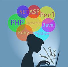 主要なプログラミング言語
