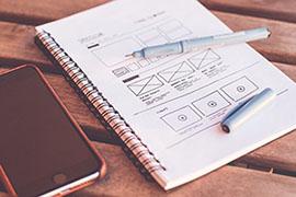 Webサイトのデザイン構想